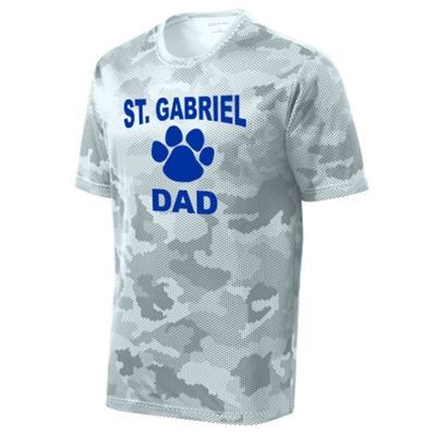 SG705/ST370<br>Dad Camohex Tee